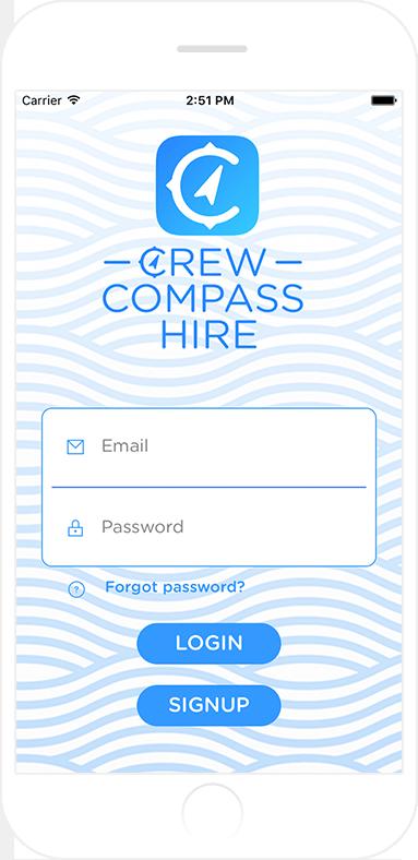 hire yacht crew members