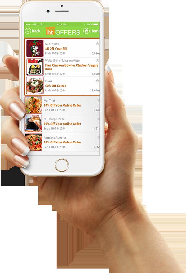 deal finder app