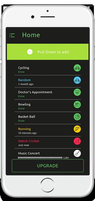 mojalo app screen