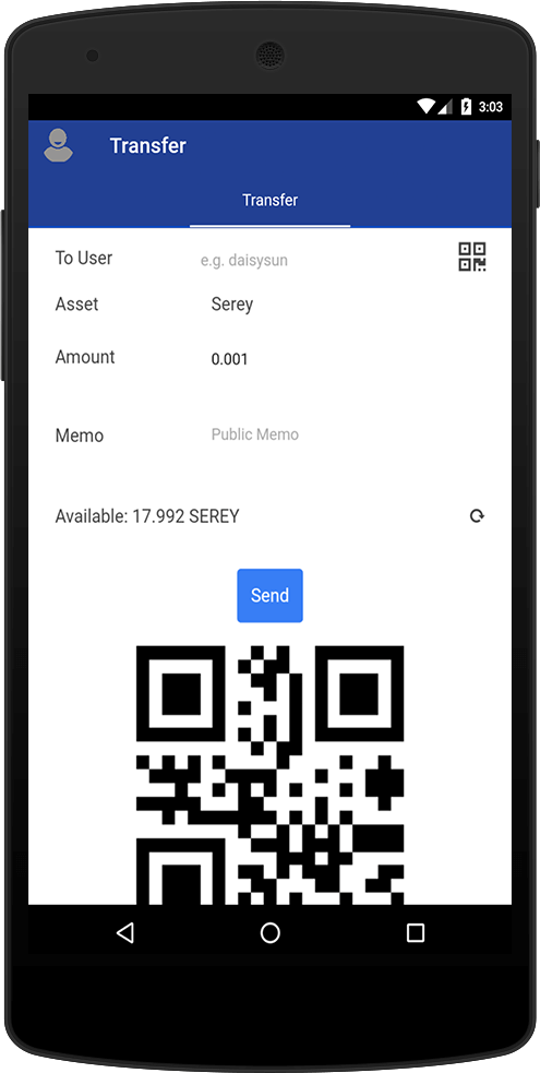payment transfer