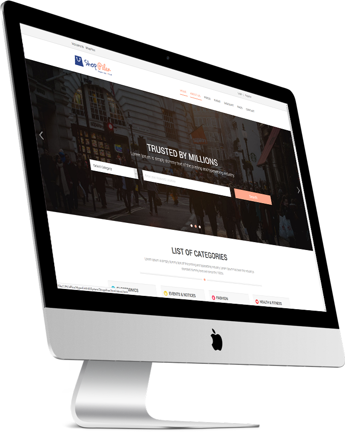 shoppiler website