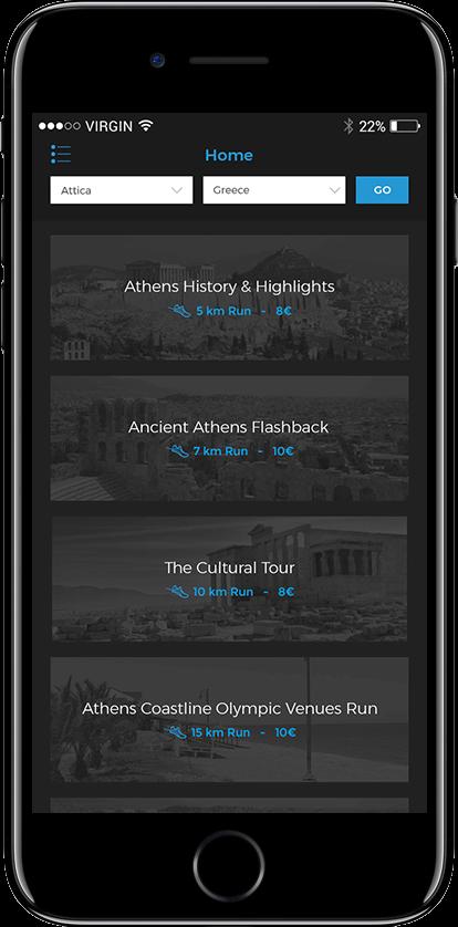 tour details