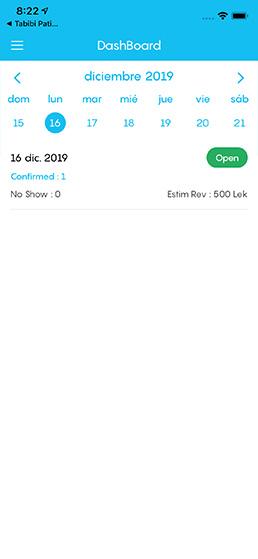 tabibi doctor booking app