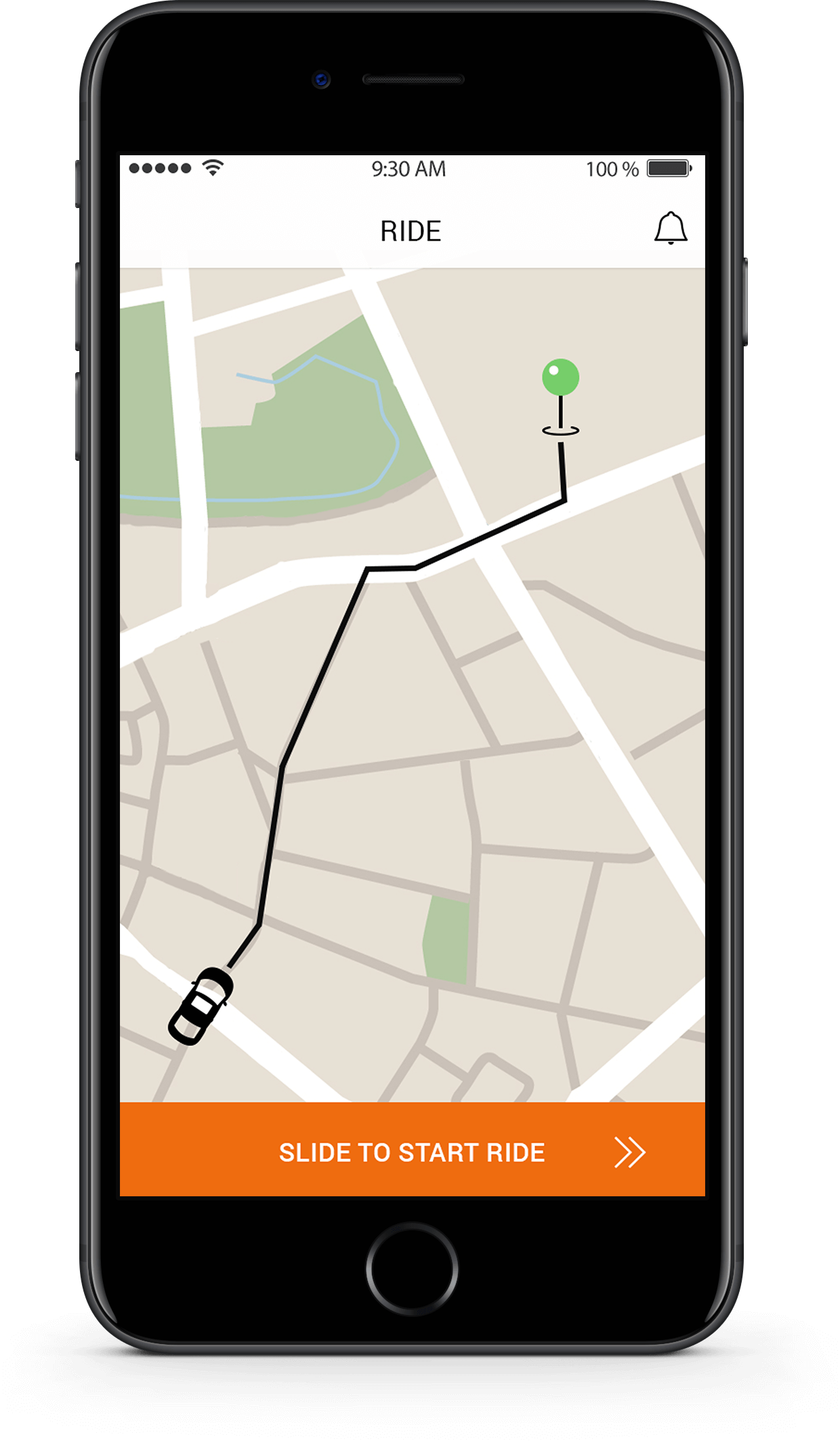 driver app for taxi booking