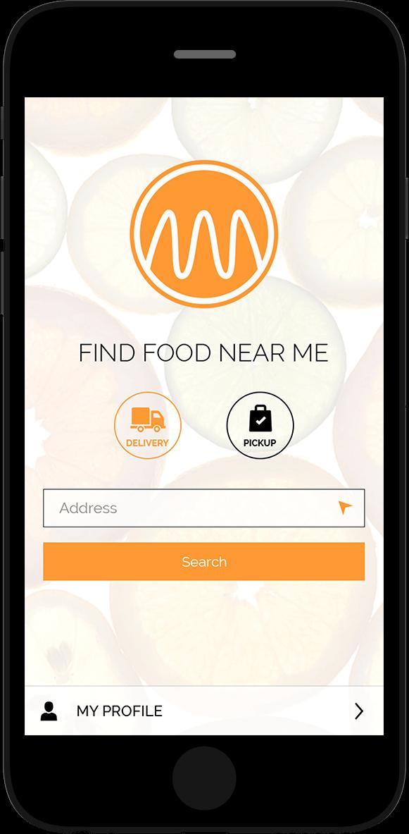 find food near me