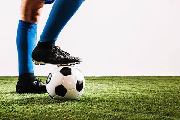 football playground reservation app
