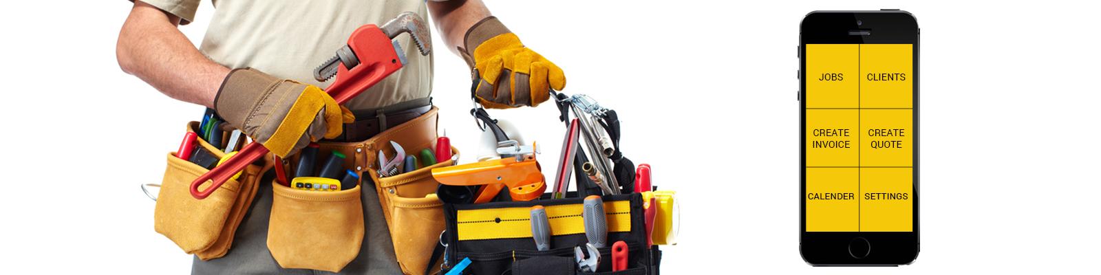 plumbers on-demand app development