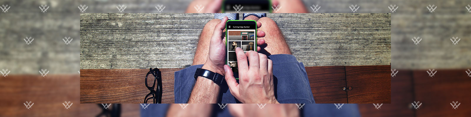 on-demand mobile app for barbers