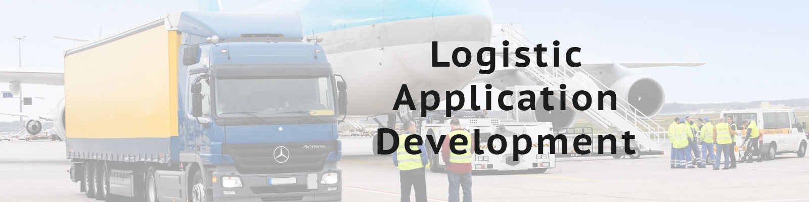 logistics app development