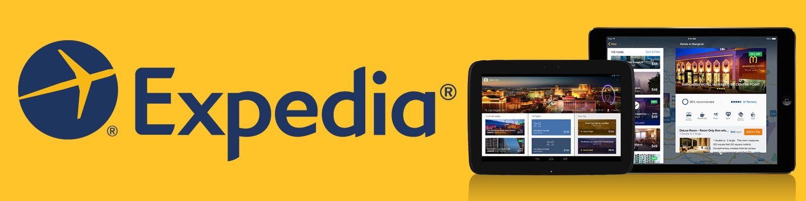 app development like expedia
