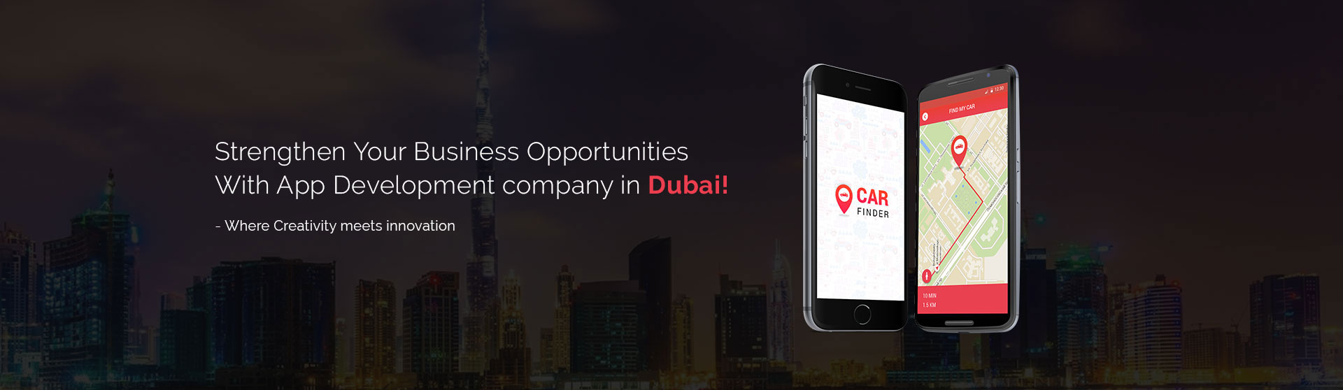 app development company in Dubai