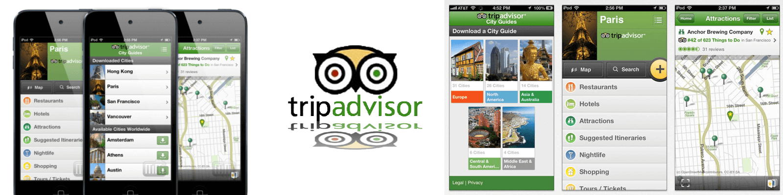 app like travel adviser