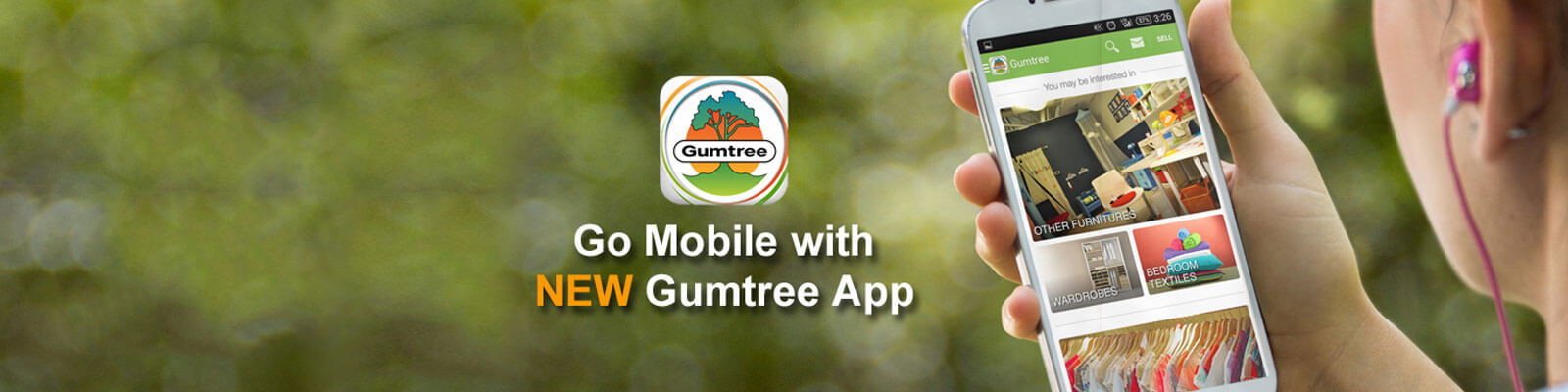 app like gumtree