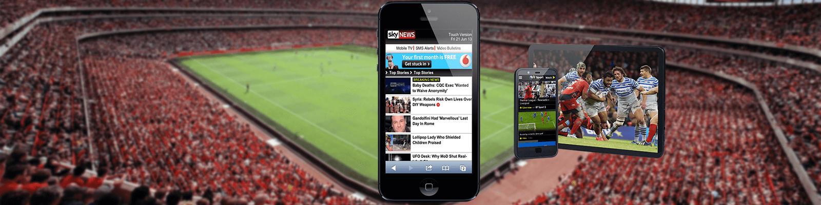 sports app development
