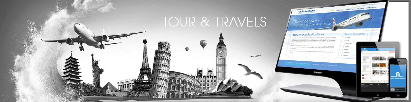 tours and travel solutions
