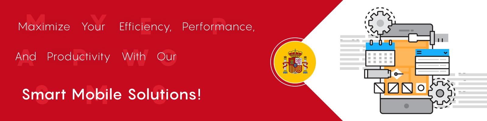 mobile app development company Malaga