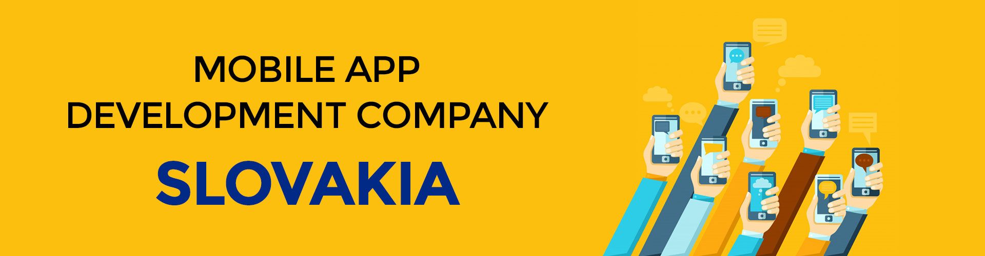 mobile app development company slovakia