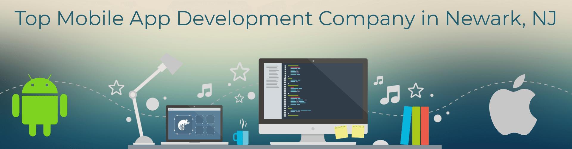 mobile app development company newark