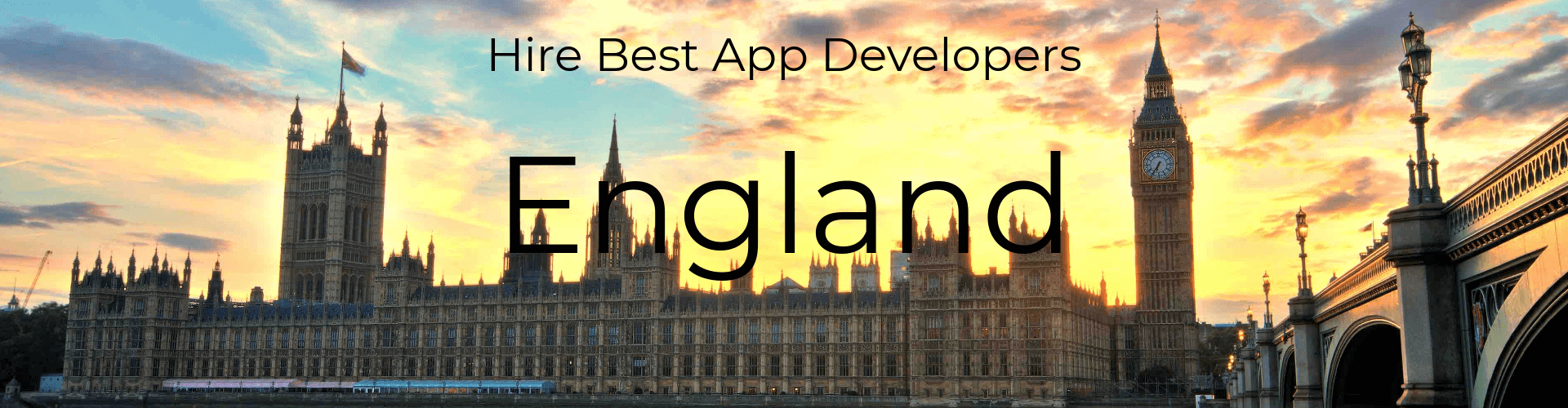 mobile app development company england