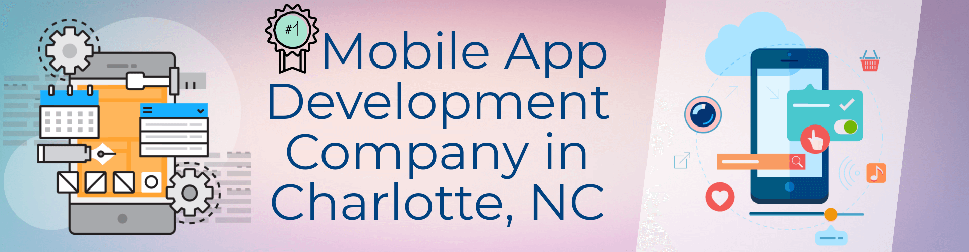 mobile app development company charlotte