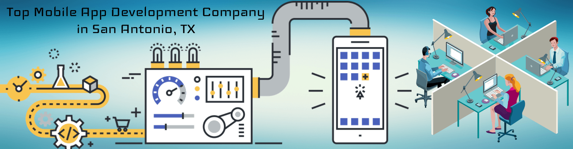 mobile app development company san antonio