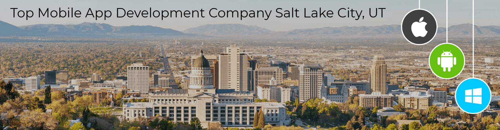 mobile app development company salt lake city