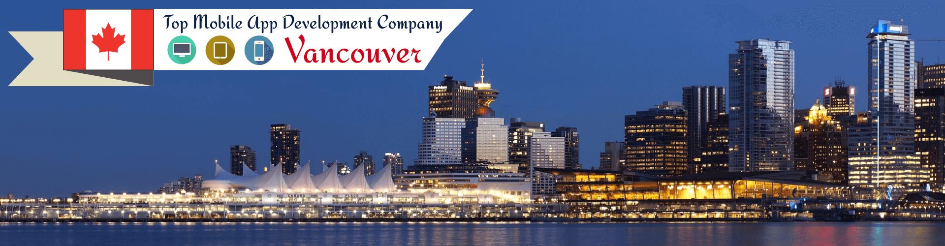 top mobile app development company vancouver