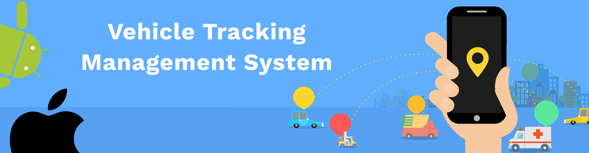 vehicle tracking management system
