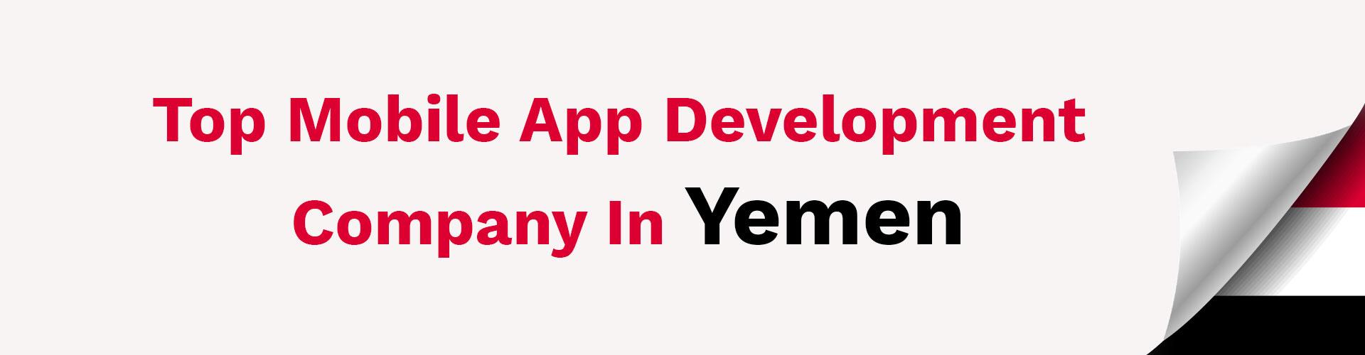 app development yemen