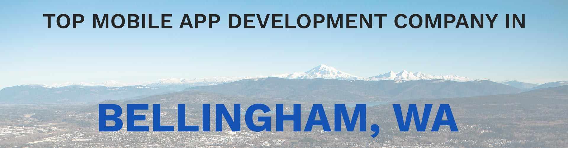mobile app development company bellingham