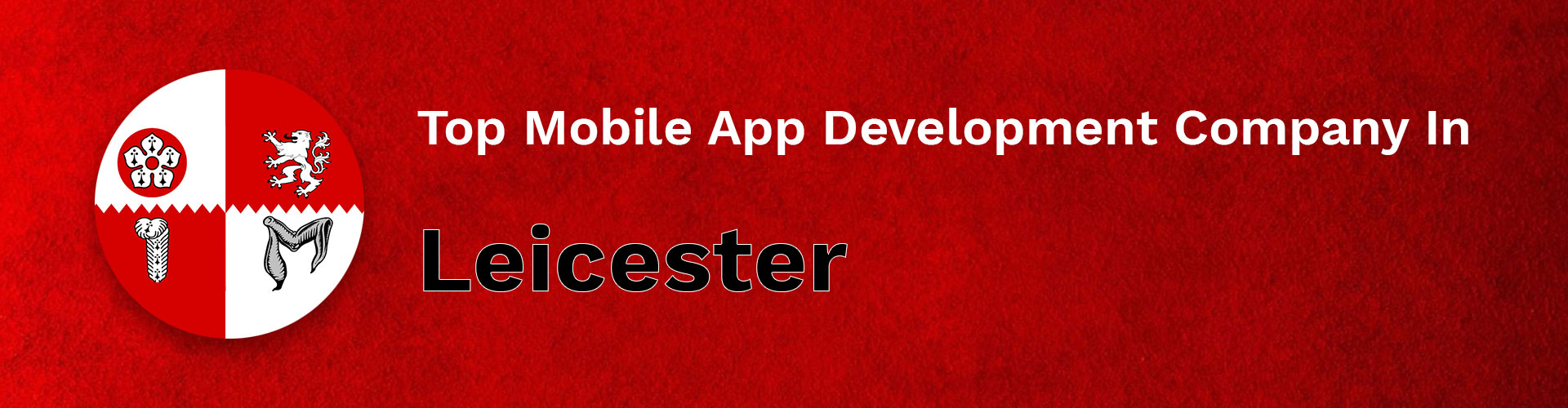 mobile app development company leicester