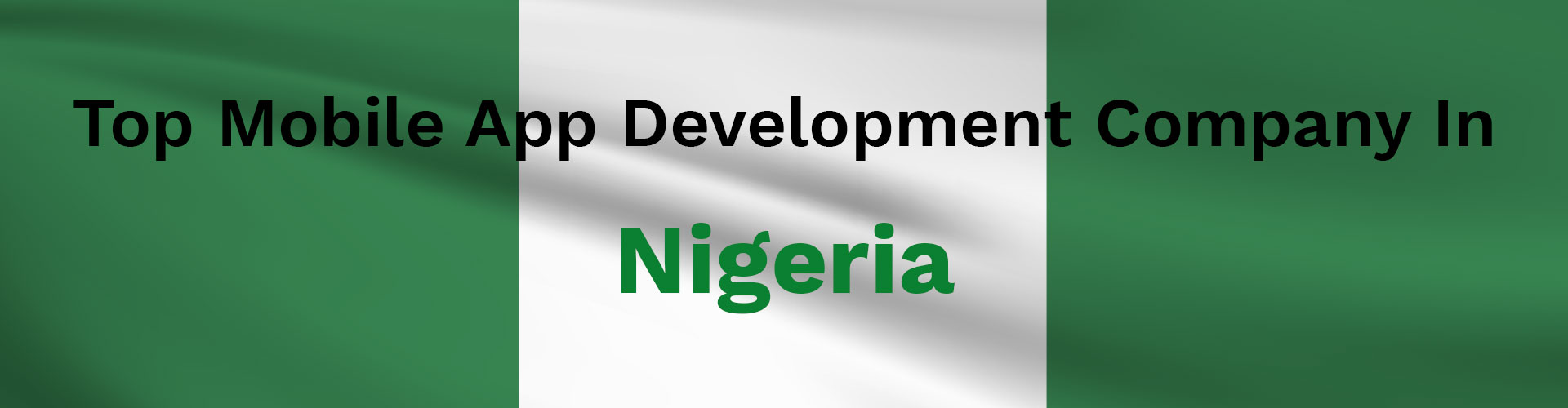 mobile app development company nigeria