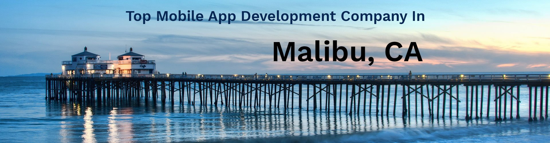 mobile app development company malibu