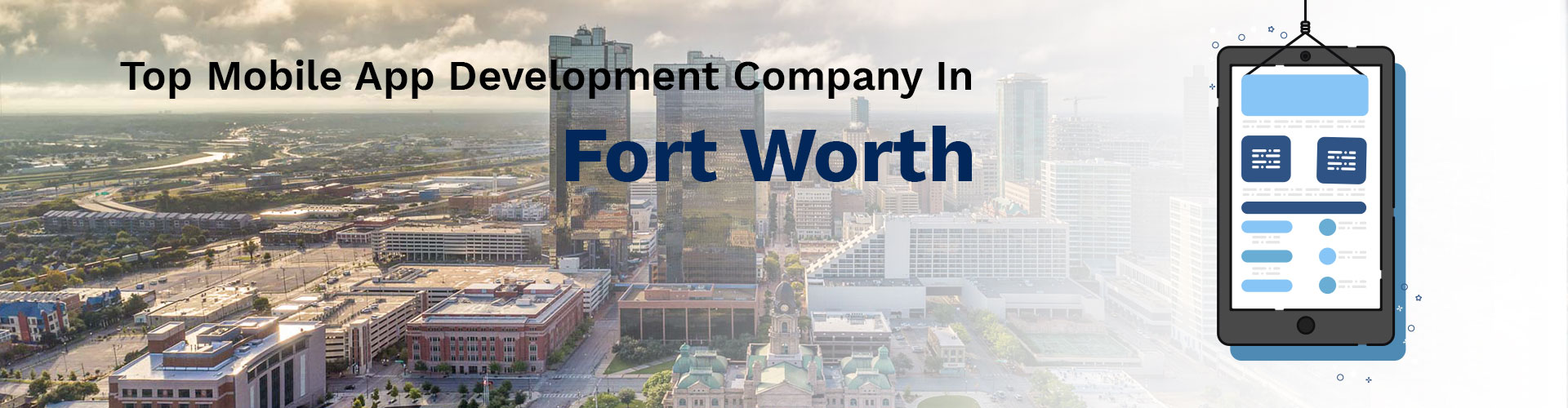 mobile app development company fort worth