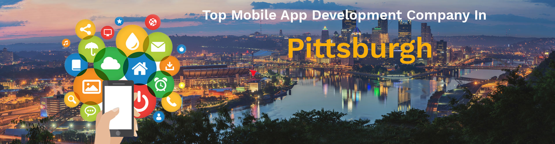 mobile app development company pittsburgh