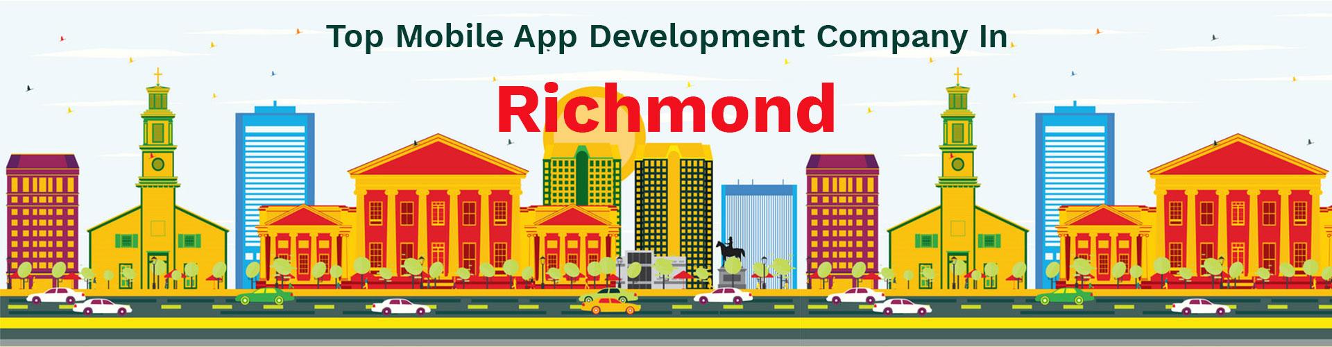 mobile app development company richmond