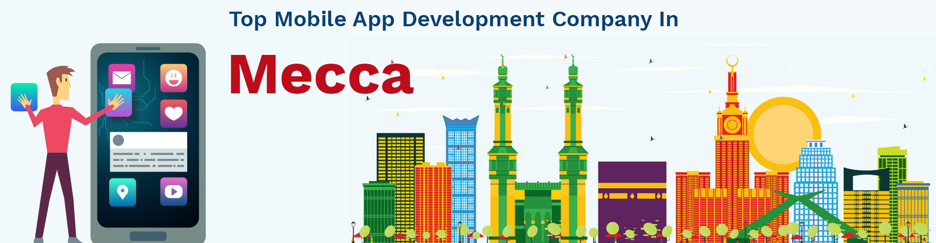 mobile app development company mecca