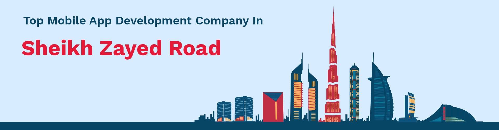 mobile app development company sheikh zayed road