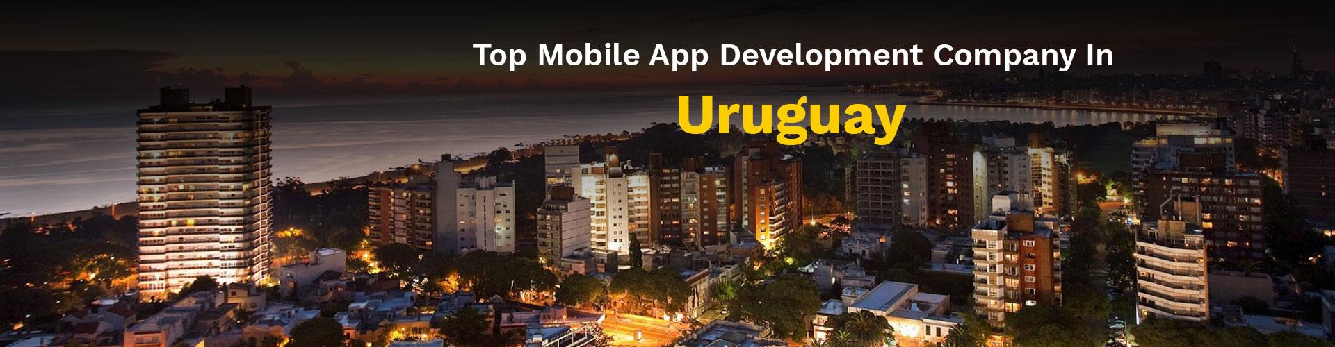 mobile app development company uruguay