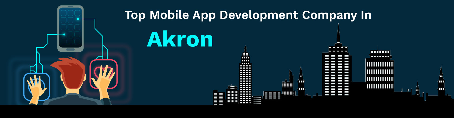 app developers akron