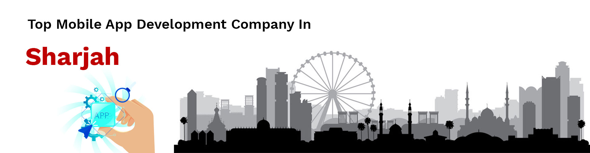 mobile app development company sharjah