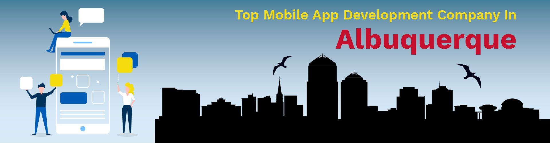 mobile app development company albuquerque