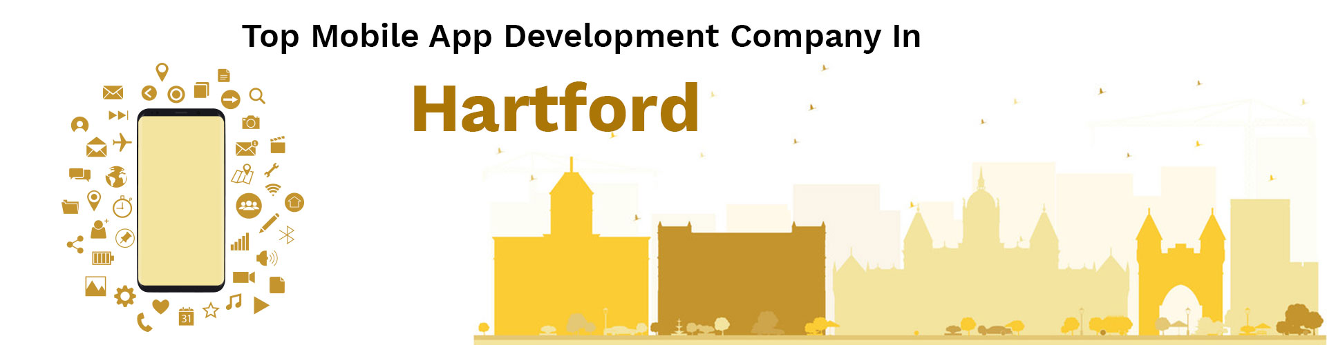 mobile app development company hartford