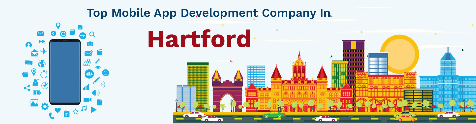 app developers hartford
