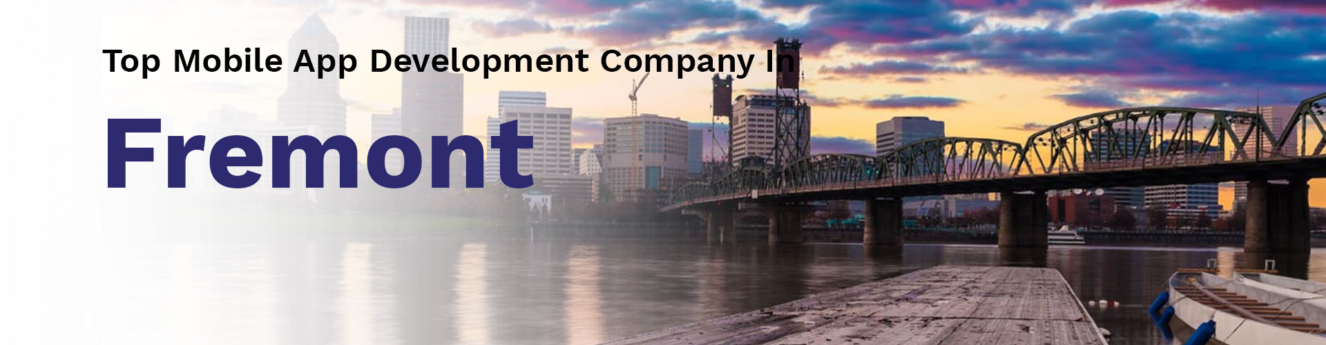mobile app development company fremont