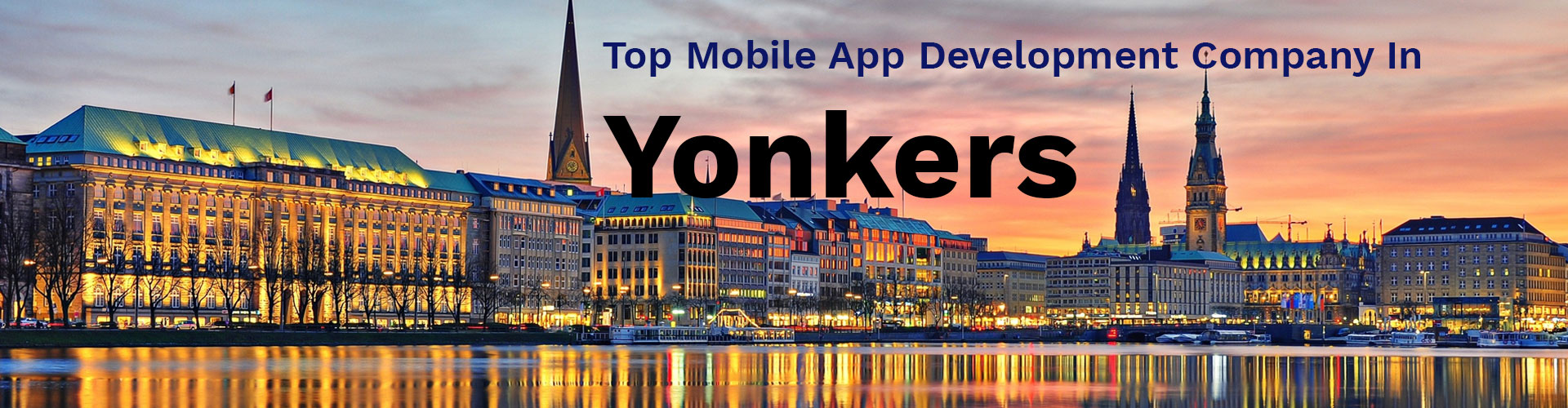 mobile app development company yonkers