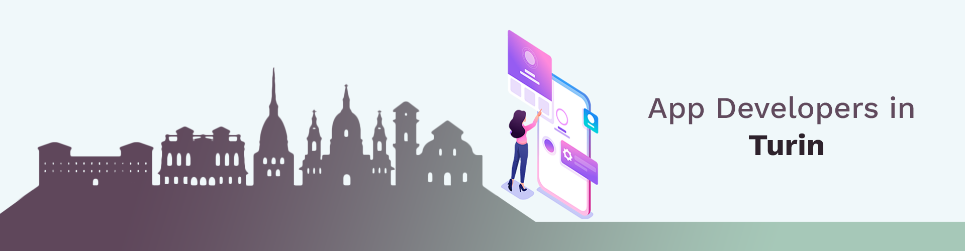 mobile app development turin