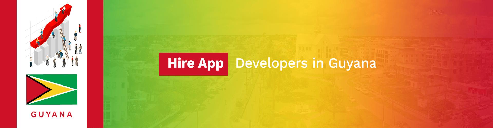 mobile app development guyana