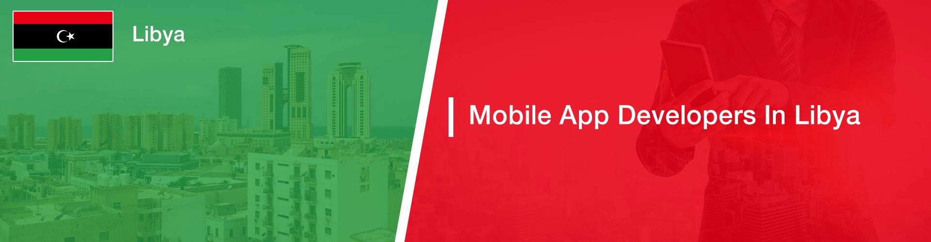mobile app development libya
