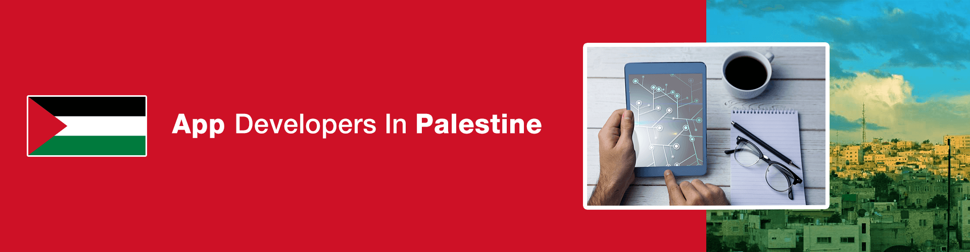 mobile app development palestine